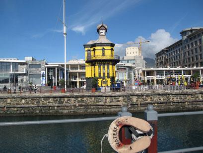 06.06.2014 Hafen von Kapstadt