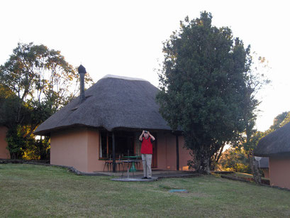 27.05.2014 Neue Adresse: Thendele Haus Nummer 11 (Royal Natal National Park)