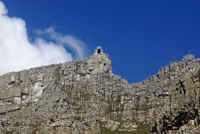 06.06.2014 Seilbahn auf den Tafelberg