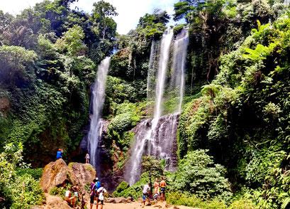 Wasserfall Bali