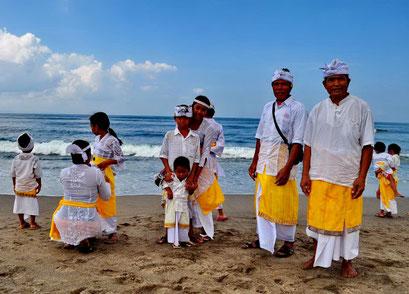 Zeremonie Bali
