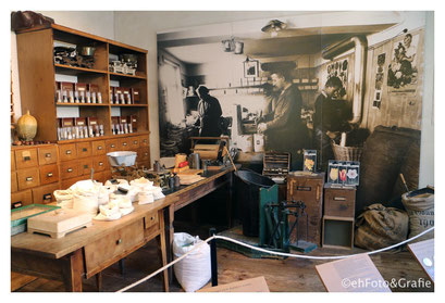 Das Samenhandelsmuseum — Gönningen, Baden-Wurttemberg, Germany.