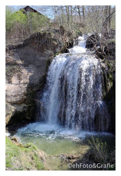 Gönningen Wasserfall
