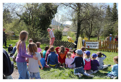 Kindertheater Rote Nase