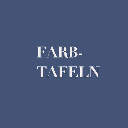 TEGERNSEE ART GALLERY // FARBTAFELN