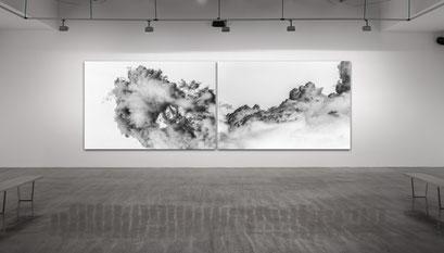Tegernsee Art Gallery // Wolken