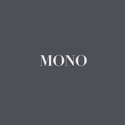 TEGERNSEE ART GALLERY // MONO