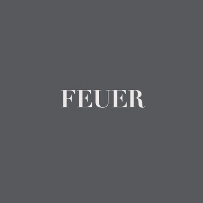 TEGERNSEE ART GALLERY // FEUER