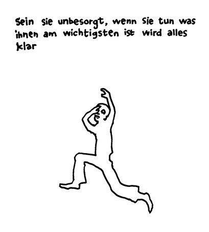 alles klar,  arbeitsbegleitende gedankenskizze, copyright chantal labinski 2013