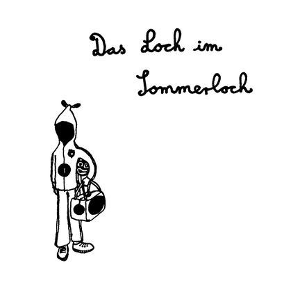 sommerloch, arbeitsbegleitende gedankenskizze, copyright chantal labinski 2013