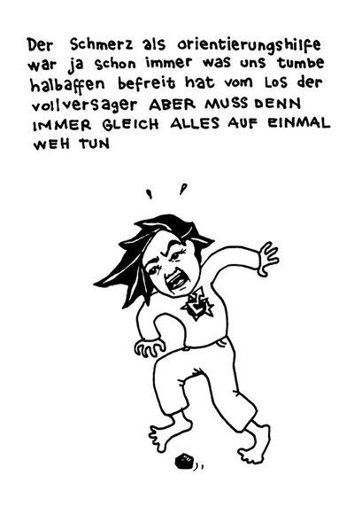 idiot attack, arbeitsbegleitende gedankenskizze, copyright chantal labinski  2013
