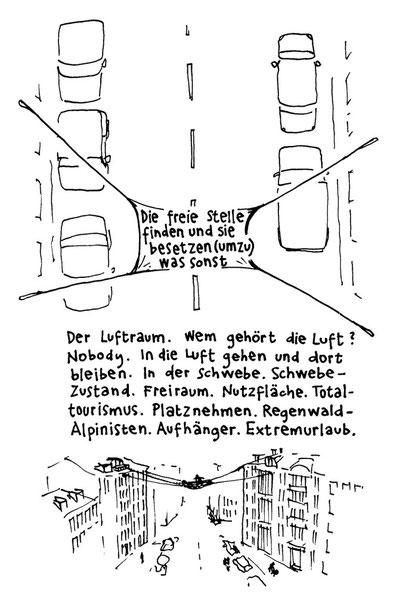berlin aus der luft, arbeitsbegleitende gedankenskizze, copyright chantal labinski 2013