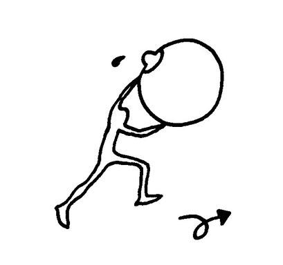 milkball, arbeitsbegleitende gedankenskizze, copyright chantal labinski 2013