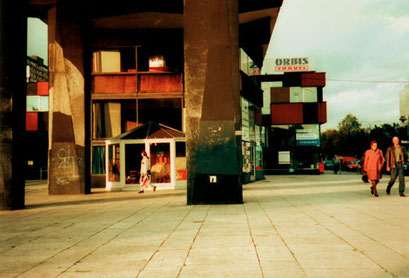 90 signs for berlin+10 for katowice, aluminium blechprägedruck 1997