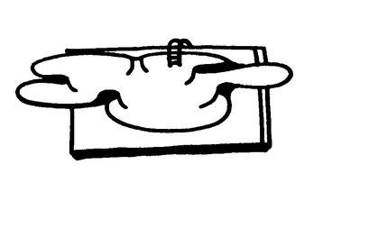 pools, arbeitsbegleitende gedankenskizze, copyright chantal labinski 2013