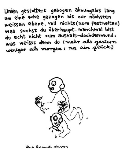 kommt davon, arbeitsbegleitende gedankenskizze, copyright chantal labinski 2013