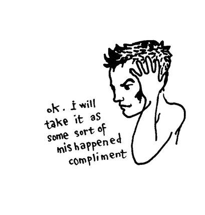 miscompliment, arbeitsbegleitende gedankenskizze, copyright chantal labinski 2013
