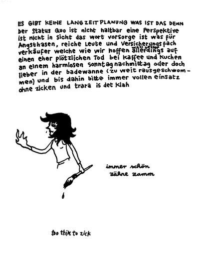 zicken, arbeitsbegleitende gedankenskizze, copyright chantal labinski 2013