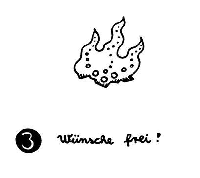 wuensche frei, arbeitsbegleitende gedankenskizze, copyright chantal labinski 2013