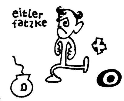 eitler fatzke, arbeitsbegleitende gedankenskizze, copyright chantal labinski 2013