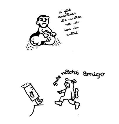 machines, arbeitsbegleitende gedankenskizze, copyright chantal labinski 2013