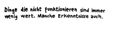 erkenntnis, arbeitsbegleitende gedankenskizze, copyright chantal labinski 2013