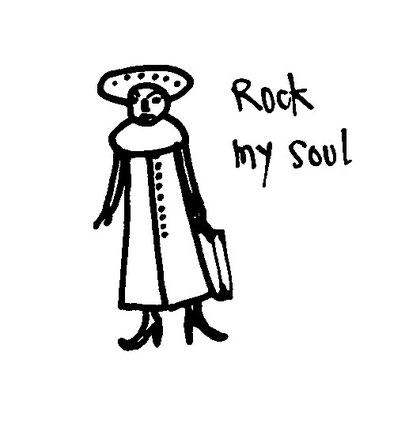 rock my soul nun, arbeitsbegleitende gedankenskizze, copyright chantal labinski 2013