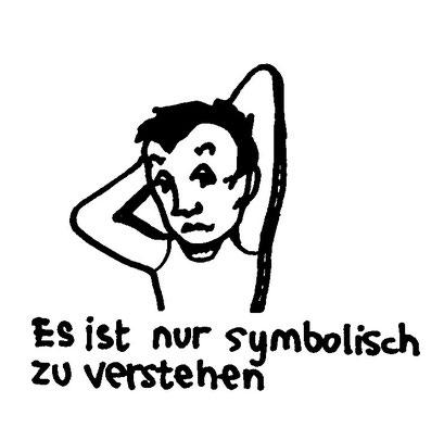 symbolic, arbeitsbegleitende gedankenskizze, copyright chantal labinski 2013