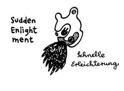 enlightment, arbeitsbegleitende gedankenskizze, copyright chantal labinski 2013