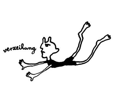 verzeihung, arbeitsbegleitende gedankenskizze, copyright chantal labinski 2013