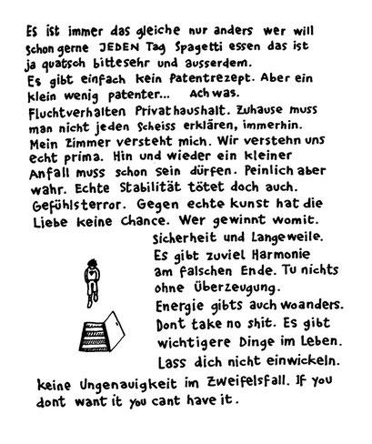 wahreliebe, arbeitsbegleitende gedankenskizze, copyright chantal labinski 2013