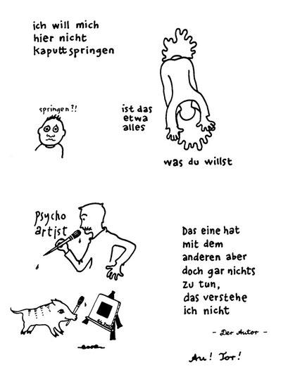 psycho, arbeitsbegleitende gedankenskizze, copyright chantal labinski 2013