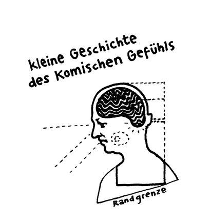 geschichte des komischen gefuehls, arbeitsbegleitende gedankenskizze, copyright chantal labinski 2013