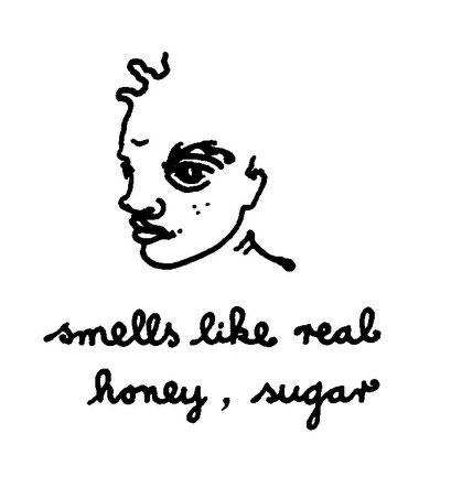 real honey, arbeitsbegleitende gedankenskizze, copyright chantal labinski 2013