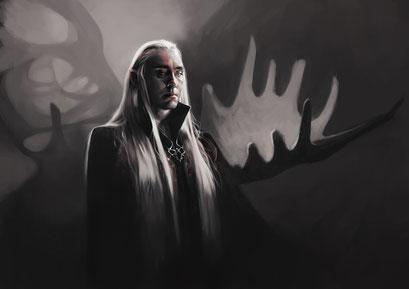 Thranduil (The Hobbit, fanwork)