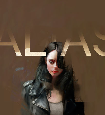 Jessica Jones (Marvel Cinematic Universe, fanwork)