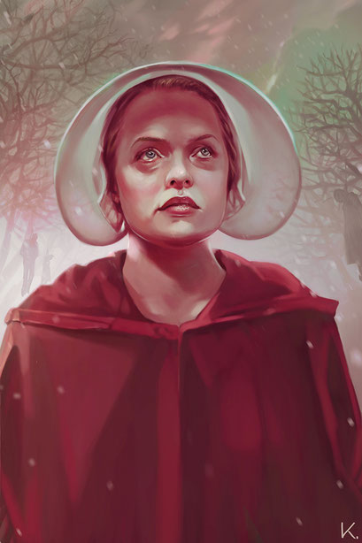June (The Handmaid's Tale, fanwork)