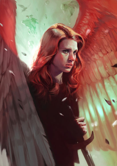 Anna Milton (Supernatural, fanwork)
