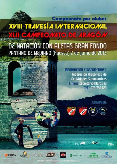 Campeonato Aragón y Travesía Internacional 2013. A3
