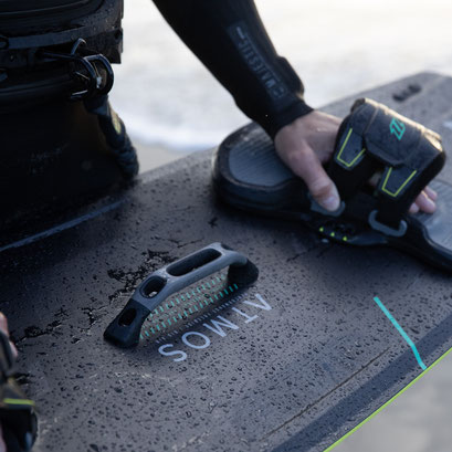 North Kiteboarding Atmos Carbon TT Board 2021 bei WindSucht