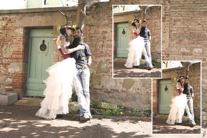 séance photo day after Toulouse Albi. Photographe mariage Toulouse, Albi, Tarn, Lavaur
