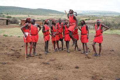 Massai Mara Safaris Kenia