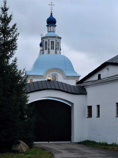 Действующая церковь Успения Пресвятой Богородицы