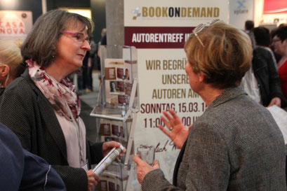 LBM - im Gespräch mit Autorin Karin Rietschel