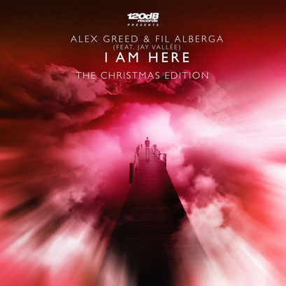 Alex Greed & Fil Alberga feat. Jay Vallée - I Am Here (Acoustic Christmas Version)