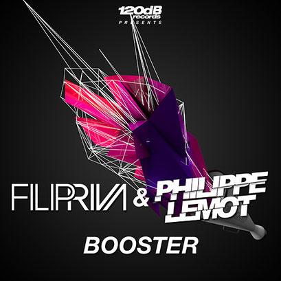 Filip Riva & Philippe Lemot - Booster