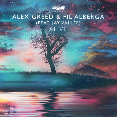 Alex Greed & Fil Alberga feat. Jay Vallée - Alive