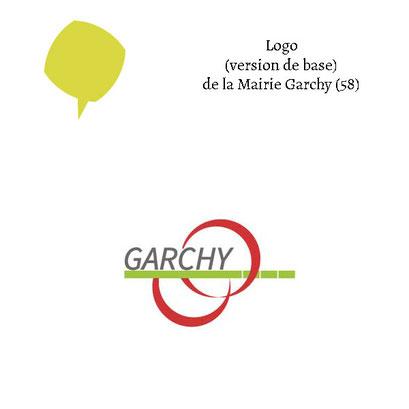 Logo officiel de la Mairie de Garchy (58)