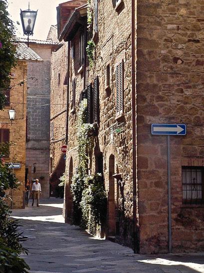 Pienza, Val d'Orcia, Siena, Italy, Toscana, Tuscany