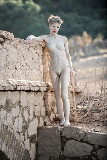 Model Eleonora Concas